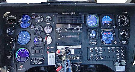 K-max cockpit